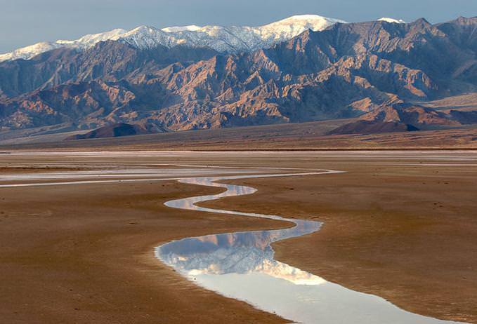 isaiah 43 desert stream