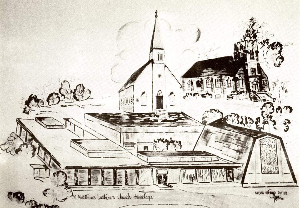 St Matthew's Buildings