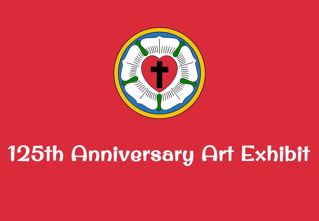 125th Anniversary Art Exhibit