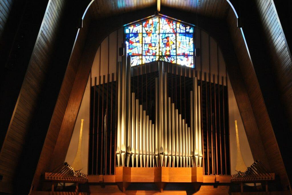Organ St Matthews